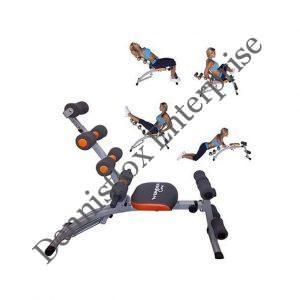 Wonder Core Six Pack Care With Pedal Chair & Resistance